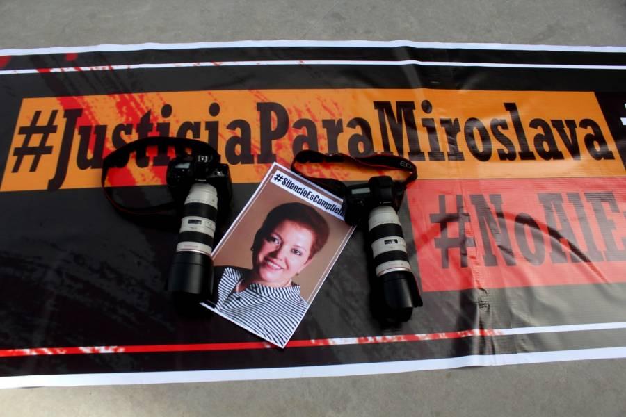 """Declaran culpable a """"El Larry"""", por el asesinato de la periodista Miroslava Breach en Chihuahua"""