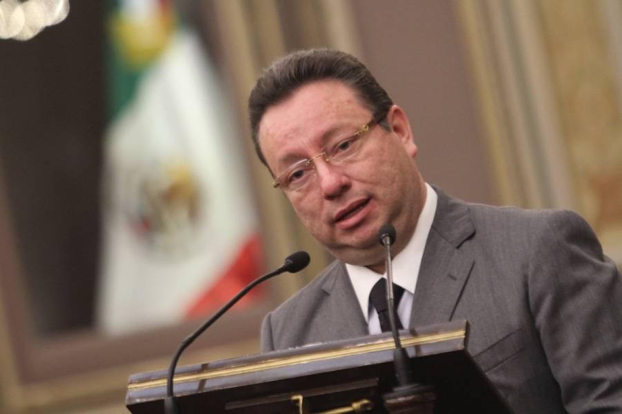 Aprehenden a Eukid Castañón, operador político de Moreno Valle