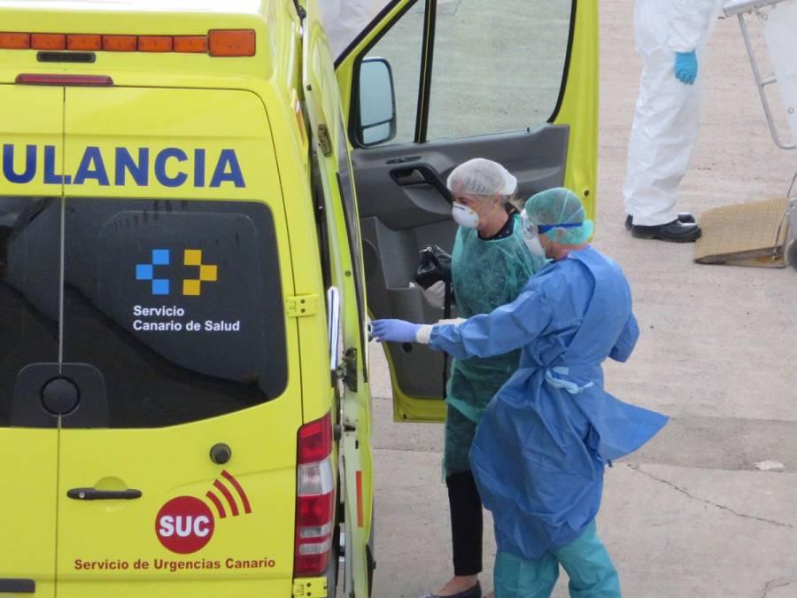 España suma 17 mil 147 casos de coronavirus