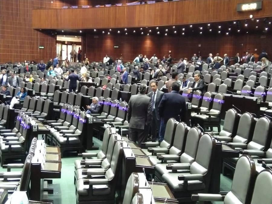 Arranca juicio político contra Rosario Robles