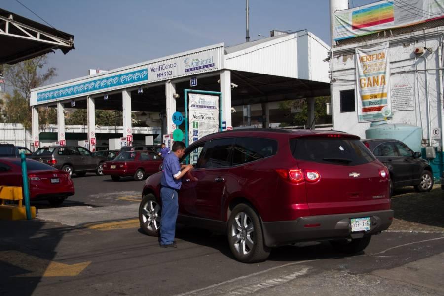No se verificarán autos en Puebla este año