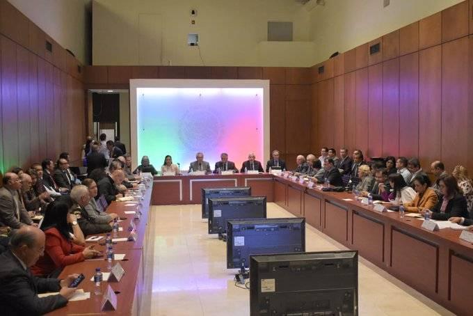 Primera reunión del Consejo de Salubridad General por coronavirus