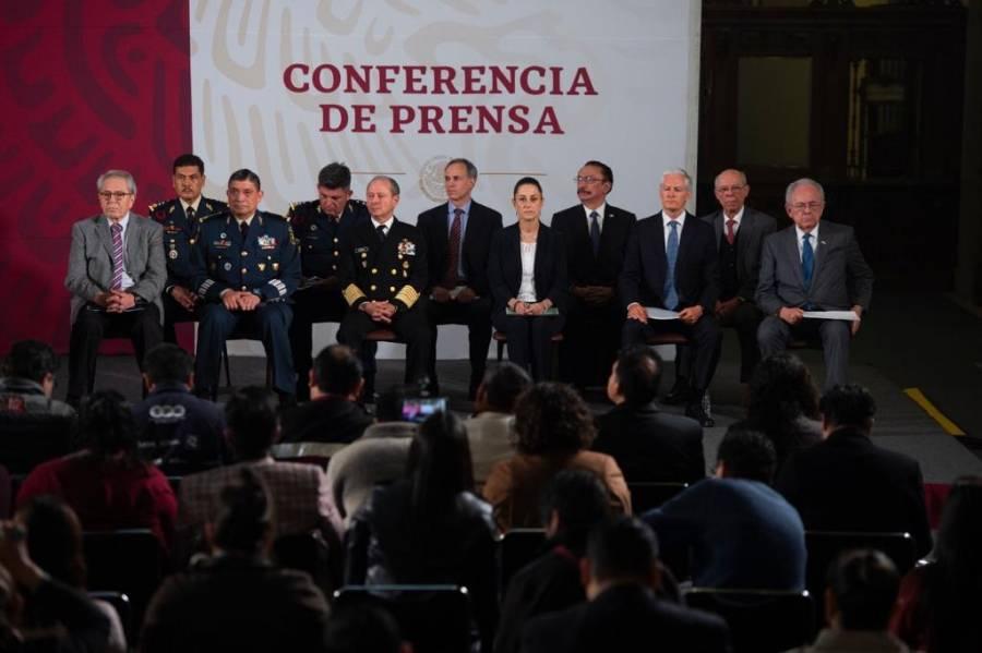 Presentan plan de movilidad para conectar aeropuerto de Santa Lucía