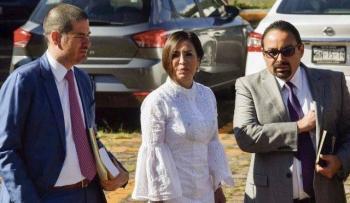 Abogados de Rosario Robles señalan irregularidades en su proceso