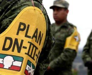Plan DN III-E, medida de Secretaría de Defensa para desastres