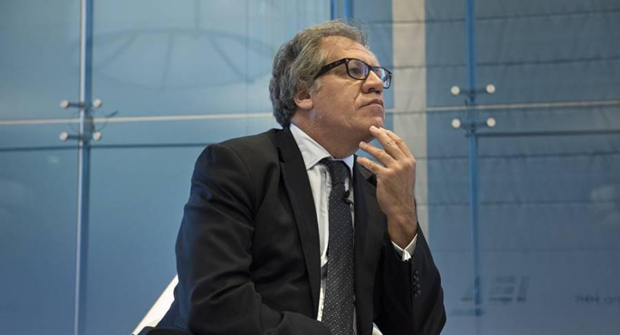 Luis Almagro, reelecto como secretario general de la OEA