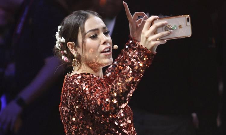 """Versión extendida de """"Sodio"""" de Danna Paola se mantiene en tendencias de YouTube"""