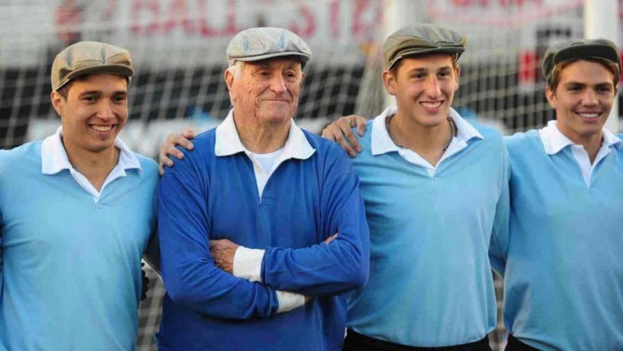 Muere Amadeo Carrizo, histórico portero de River Plate