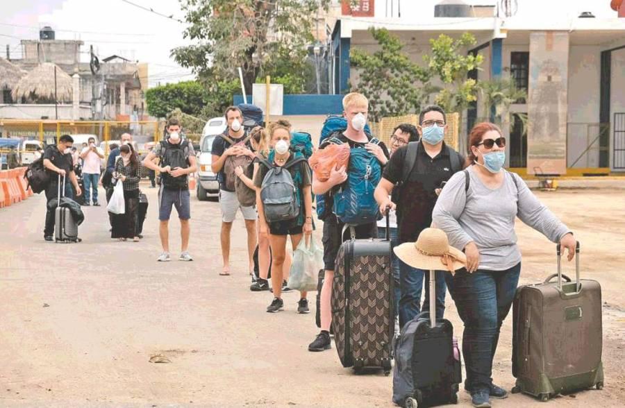 FMI advierte caída en turismo yeconomía deMéxico