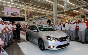 Detiene operación planta de Nissan y Mercedes Benz hasta el 13 de abril