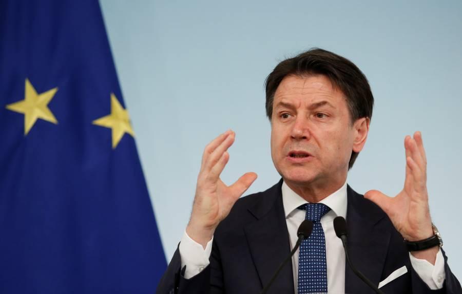 Italia interrumpe todas las actividades, excepto las esenciales