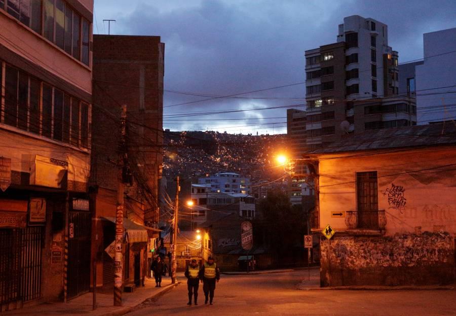 Bolivia entra a cuarentena nacional por el coronavirus