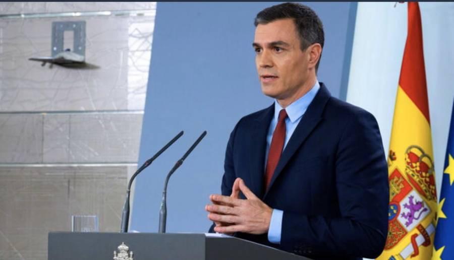 Pedro Sánchez informa a los españoles:
