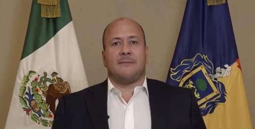 Alfaro pide a gente de Jalisco no salir de sus casas por cinco días