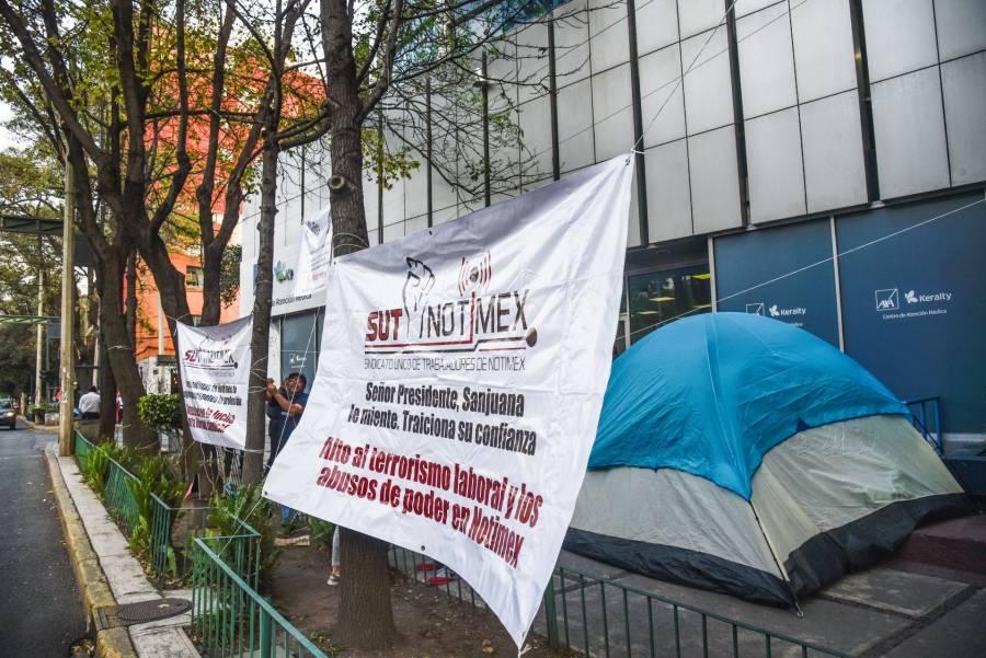 A un año de la nueva dirección, SutNotimex denuncia irregularidades