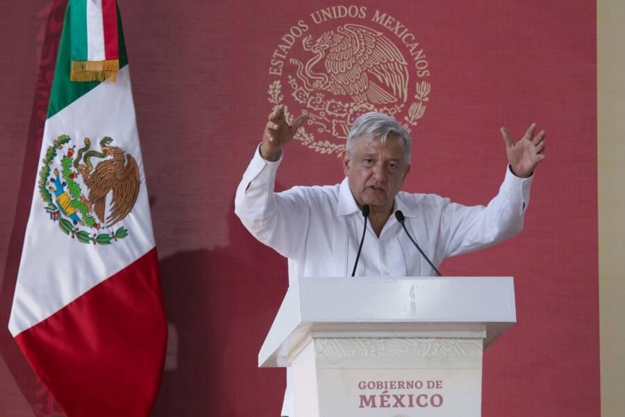 AMLO pide al Banco de México no sacar reservas internacionales