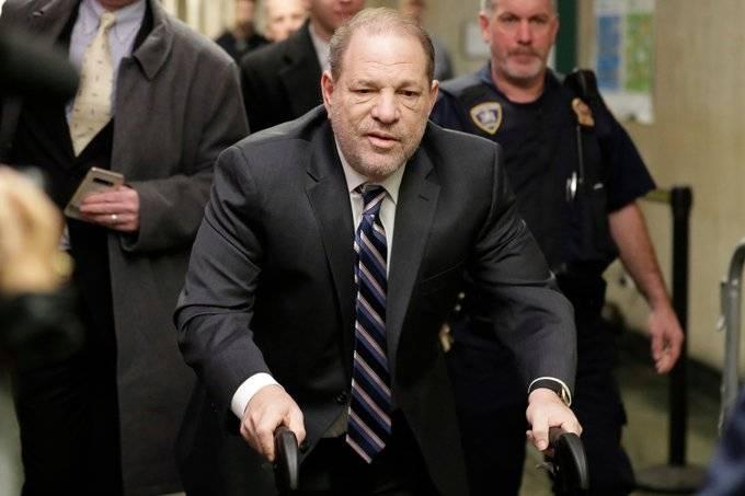 Harvey Weinstein: en prisión de NY y con Coronavirus