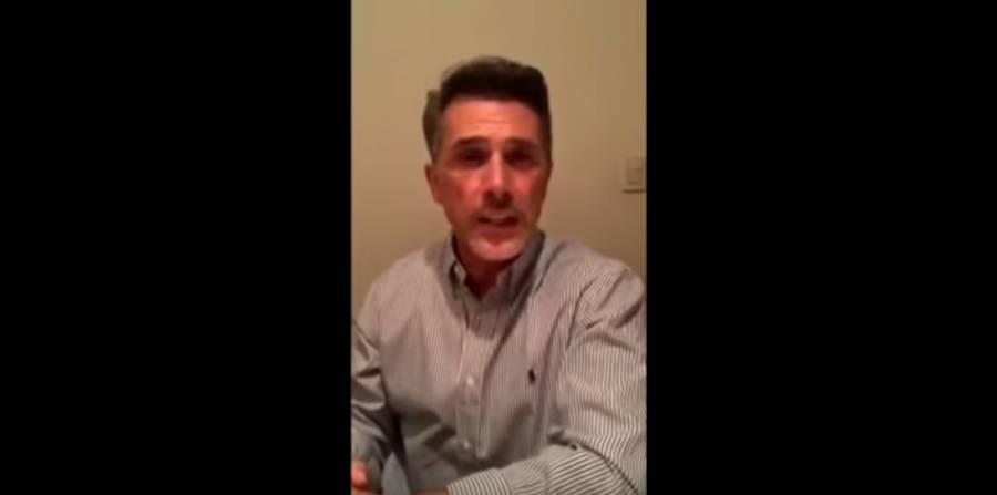 Sergio Mayer pide a AMLO seguir recomendaciones de la OMS por el Covid-19