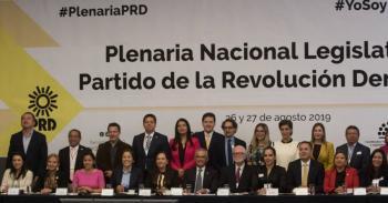 PRD propone serie de medidas y apoyos para evitar desplome económico ante coronavirus
