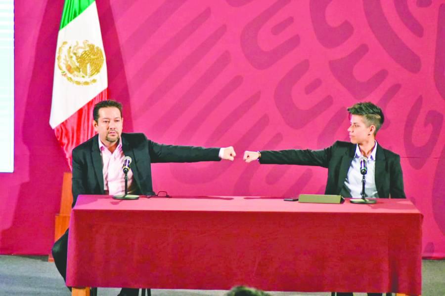 México está en transición a escenario 2, confirma Salud