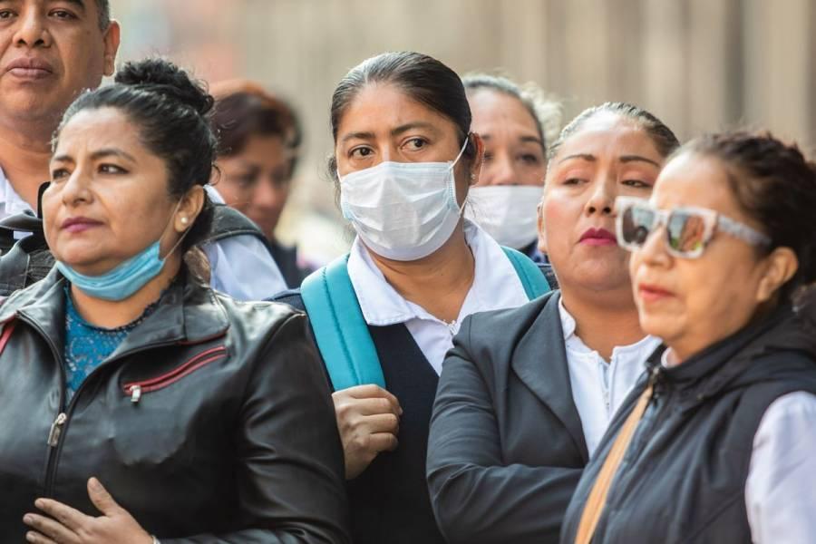 Oaxaca registra tres casos positivos de coronavirus
