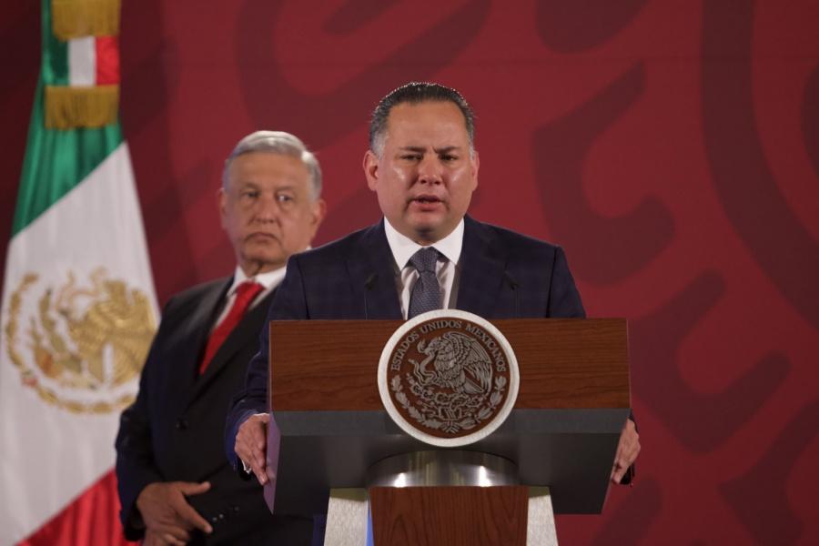 UIF investiga al jefe de la oficina del Gobierno de Morelos