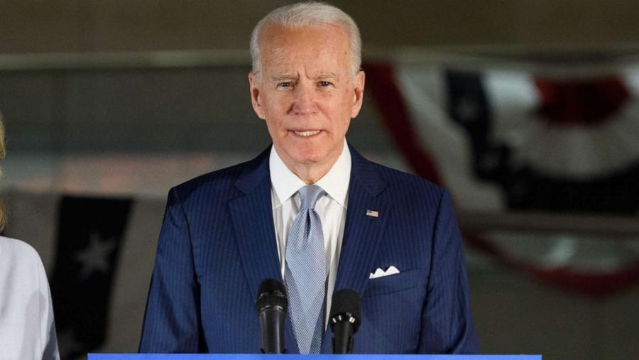 Biden ve en Obama posible  compañero de fórmula