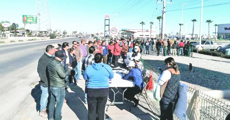 Con más de 10 mil votos, dicen no a cervecera en Mexicali