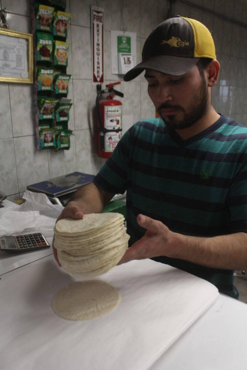 Aumentará el precio de la tortilla