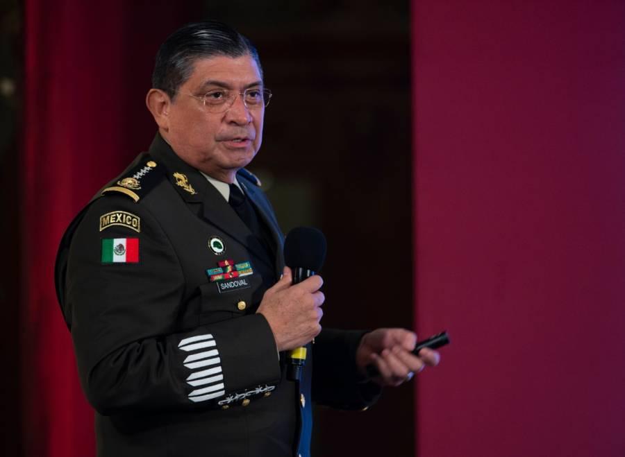 Cerca de 136 mil militares participan en actividades de seguridad