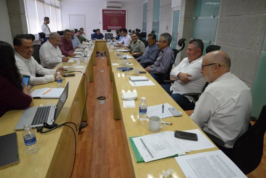 Agricultura sostiene reuniones de trabajo para coordinar operación del Programa de Fertilizantes