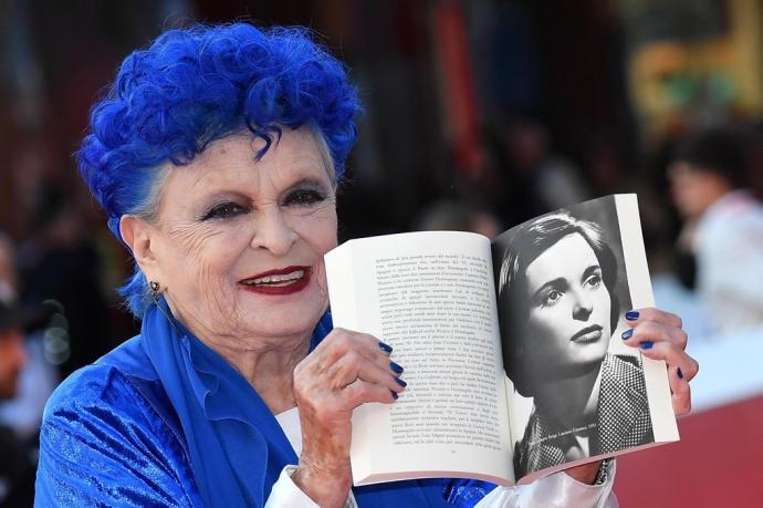 Muere la diva del cine italiano Lucía Bosé por neumonía