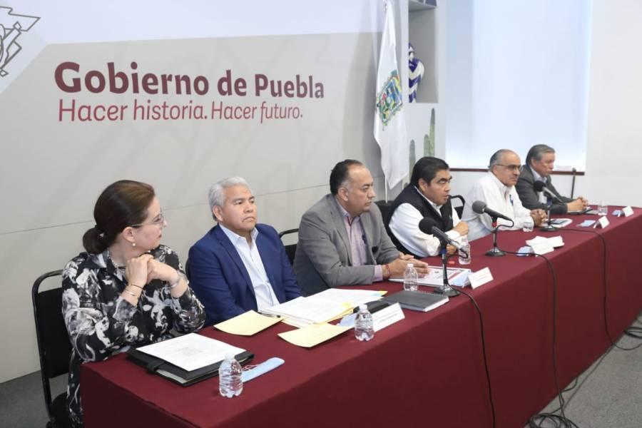 Asume gobierno de Puebla control del Cereso San Miguel