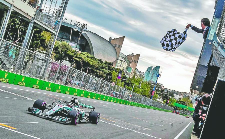 Azerbaiyán se pospone y suman 8 circuitos de F1 anulados