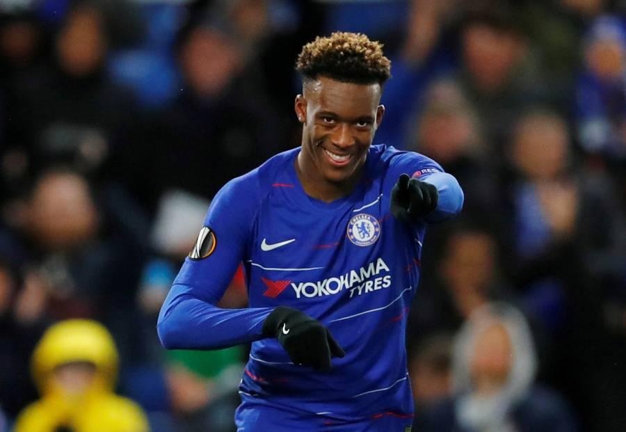 Chelsea anuncia recuperación de Callum Hudson-Odoi