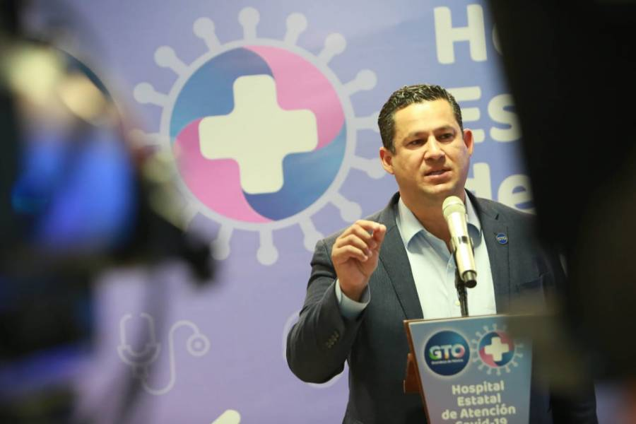 Primer hospital para atender el COVID-19 estará en Guanajuato
