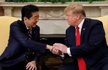 Trump expresa confianza ante Japón