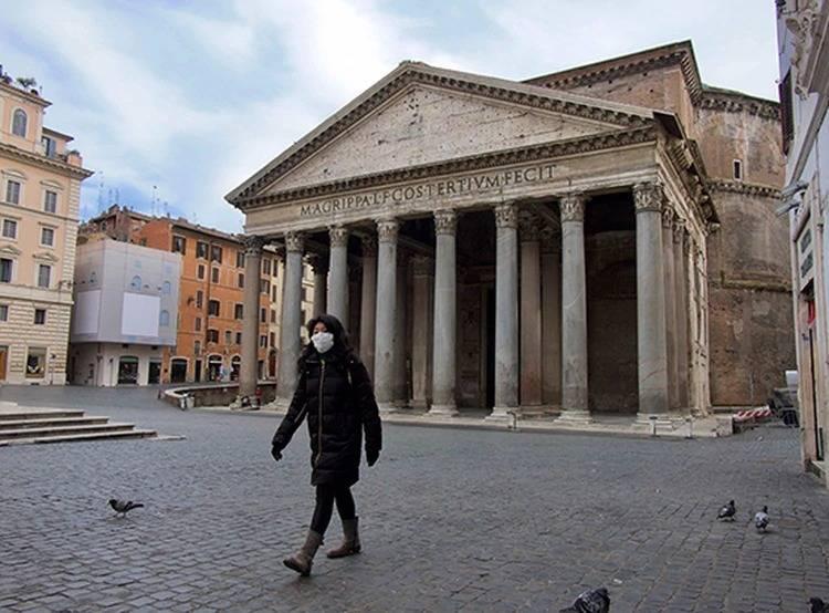 Italia encabeza el número de muertos por coronavirus en el mundo