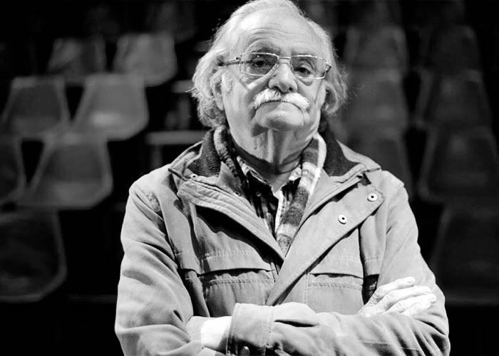 Muere Santiago García, en el 2012 fue embajador mundial del teatro