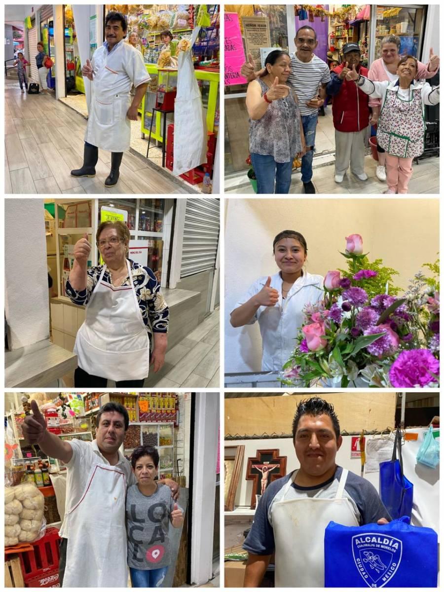 Cuajimalpa apoya a habitantes y establecimientos ante COVID-19
