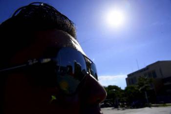 Activan alerta amarilla en 9 alcaldías por altas temperaturas