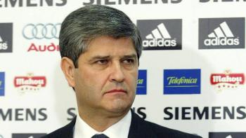 Fernando Martín, expresidente del Real Madrid, en estado grave por Covid-19