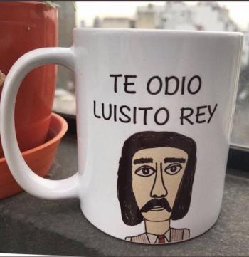 El personaje de Luisito Rey quedó fuera de Luis Miguel La Serie