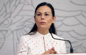 Unidad y solidaridad pide presidenta de la Cámara de Diputados
