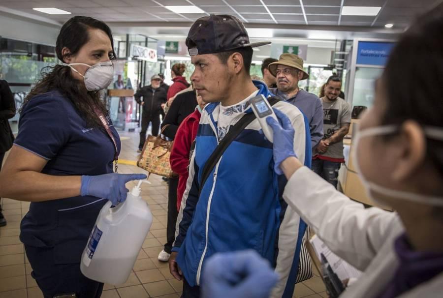 Asciende a 16 cifra de casos confirmados de Covid-19 en Querétaro