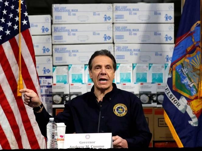 Aumentan casos por Covid-19 en Nueva York, van más de 25 mil