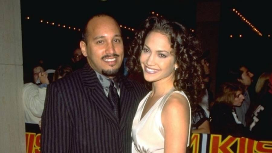 Muere David Cruz que fue el primer novio de JL