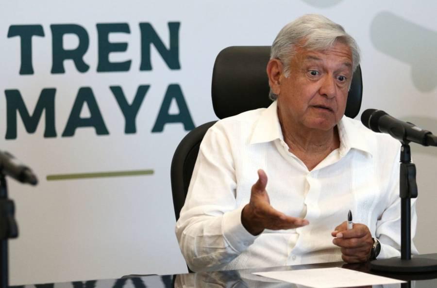 En el tren maya reportan gastos de cortes finos, alcohol y mantenimiento de alberca sin operar