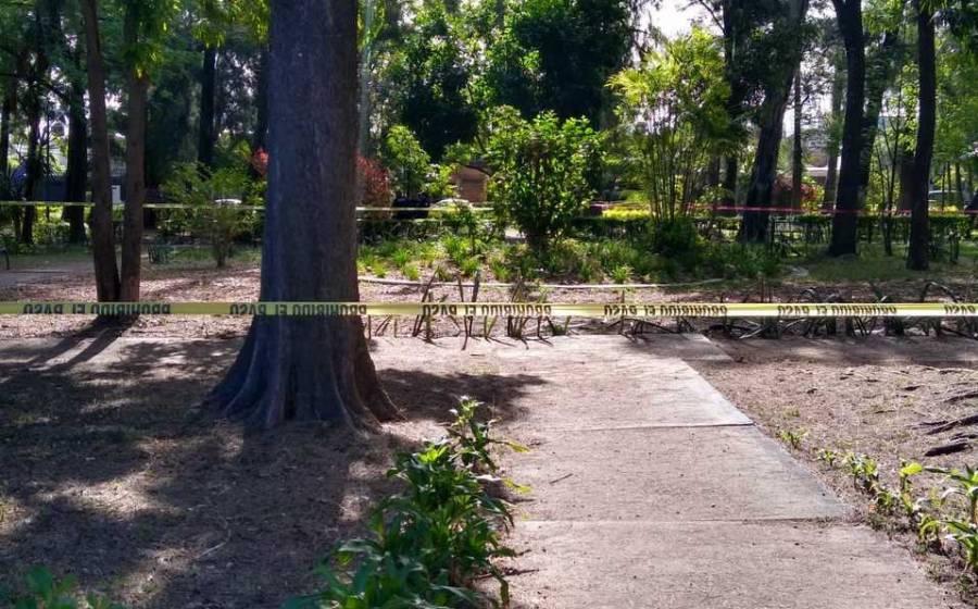 Un hombre se suicida en parque de la Miguel Hidalgo