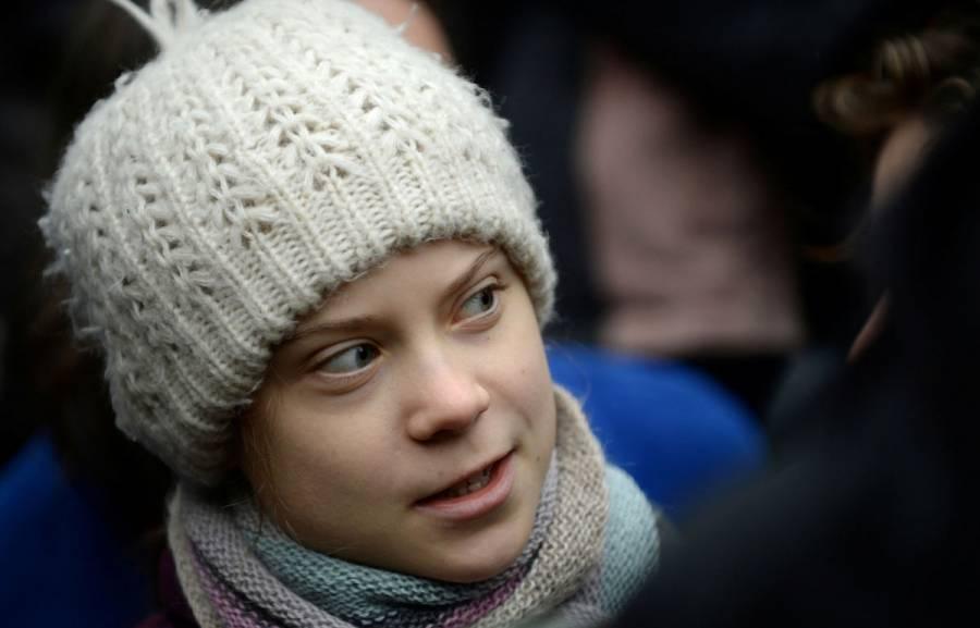 Greta Thunberg, en cuarentena por sospechas de Covid-19